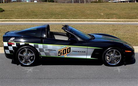 2008 Corvette Pace Car by 2008 Chevrolet Corvette Indy 500 Pace Car