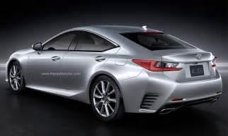 I Lexus Lexus Rc Gt Rear