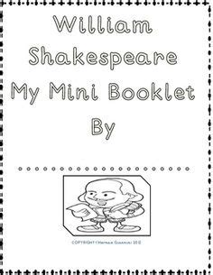 biography of william shakespeare lesson plan image from http www pearltrees com s pic or shakespeare