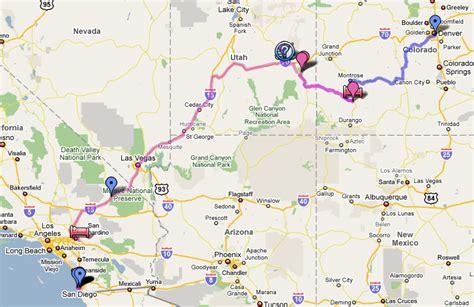 road travel map california road trip map afputra