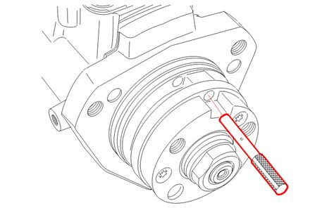 The Injection Start Point Is Defined By The Position Of