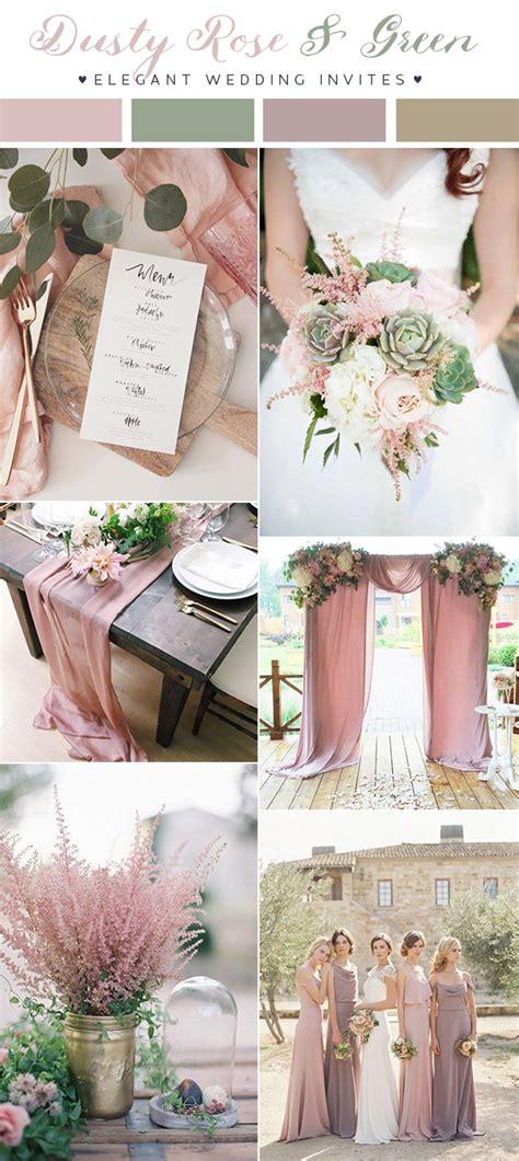 Hochzeit 2018 Trends by Updated Top 10 Wedding Color Scheme Ideas For 2018 Trends