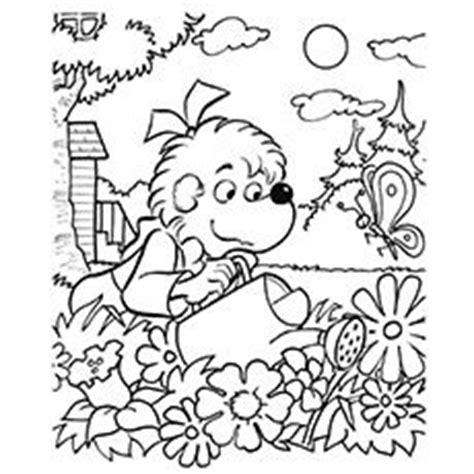 Top 25 Free Printable Berenstain Bears Coloring Pages Berenstain Bears Tree Coloring Page