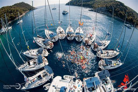yacht week montenegro destination croatia yacht week greece glitter mud
