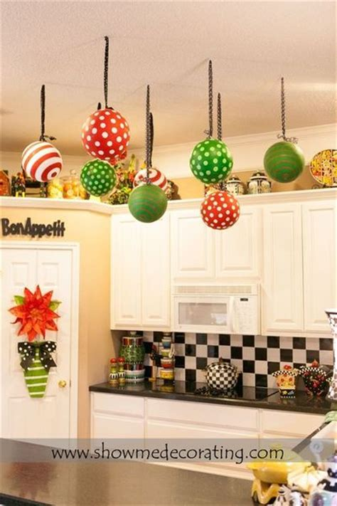 decorating a ceiling for christmas decor oversized ornaments with coo ideas juxtapost