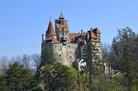bram castle dracula s castle up for sale