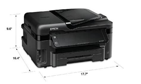 Printer Epson Workforce Wf 3520 epson workforce wf 3520 wireless all in one color inkjet