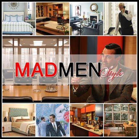 mad men style     decor  cottage market
