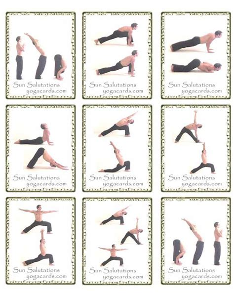 printable yoga pose flashcards yoga pose cards