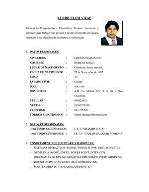 Modelo Curricular Robert Gagné Calam 233 O Curriculum Vitae Robert