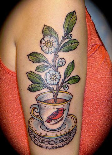 tea cup tattoo tattoos for tea 171 articles 171 ratta