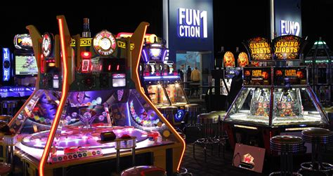 B For Buster dave busters is coming to hipnj hip new jersey
