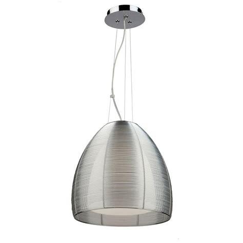 Silver Light Pendant Filament Design Aoba 1 Light Silver Pendant Cli Acg311601 The Home Depot