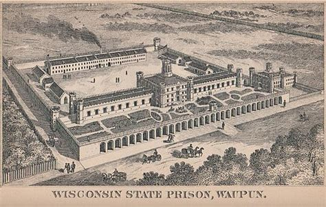 dodge county prison wisconsin waupun correctional institution
