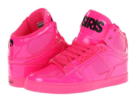 Sepatu Booth Pink for your osiris nyc83 pink high tops fashion