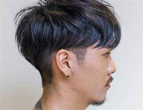 model rambut pria korea pendek panjang terbaru