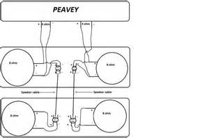 wiring diagrams of peavey amp speakers wiring get free image about wiring diagram