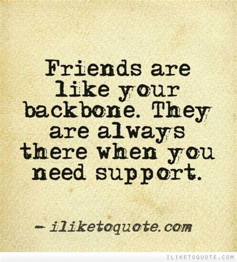 friendship quotes support quotesgram