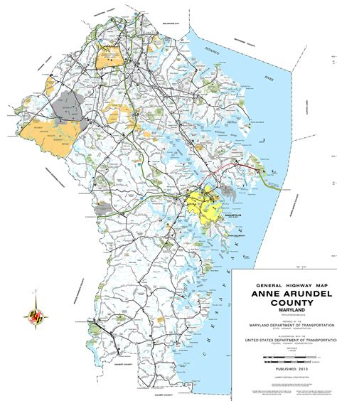 Search Arundel County Arundel County And Surrounding Area Map Images