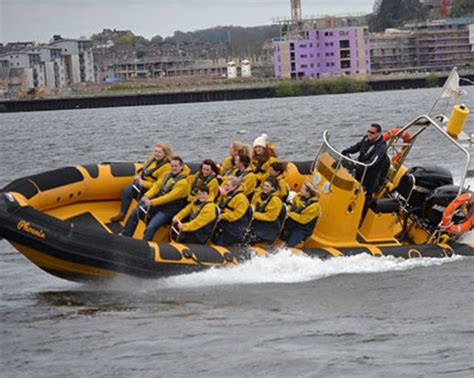boat ride cardiff bay cardiff bay sea safaris mermaid quay fast rib boat ride