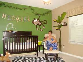 Jungle Baby Room Ideas Jungle Baby Room Eclectic Other Metro