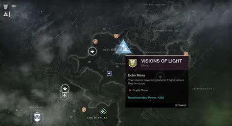Vision Of Light destiny 2 forsaken visions of light quest bugged