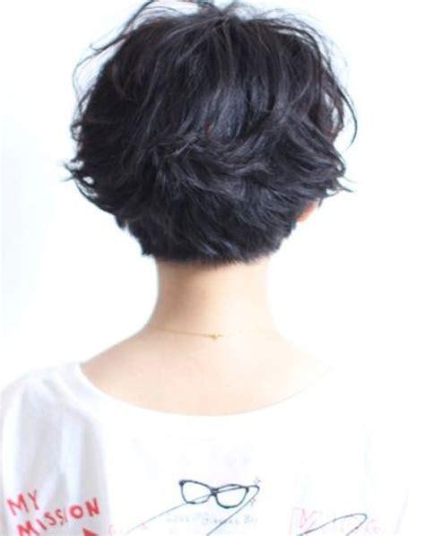back views of short layered hair styles short layered haircuts back view short layered haircuts