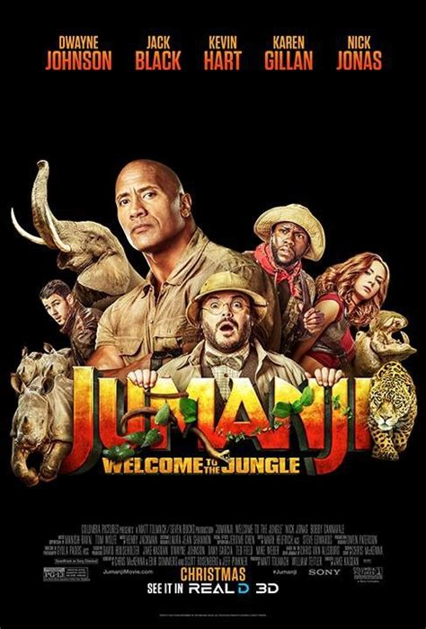 jumanji movie poster jumanji teaser trailer