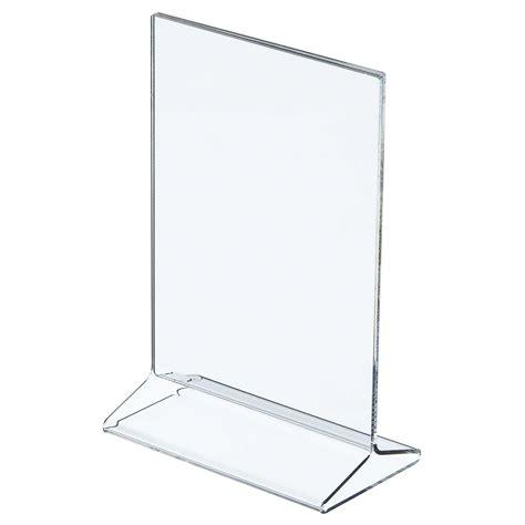 Acrylic Card Holder 4x6 Template by 4x6 Acrylic Menu Holder Buy Acrylic Menu Holder Table