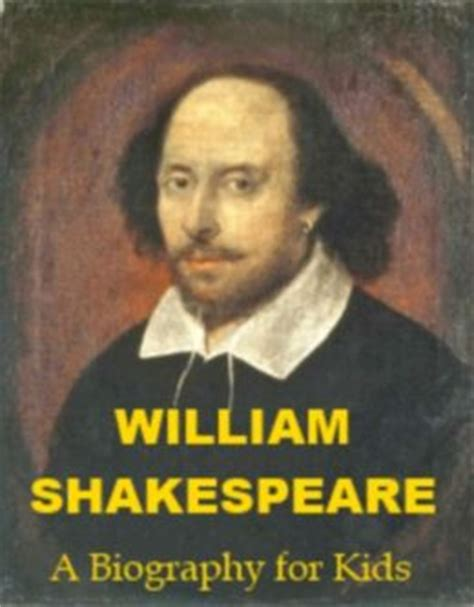 william shakespeare biography in simple english william shakespeare a biography for kids by charles ryan