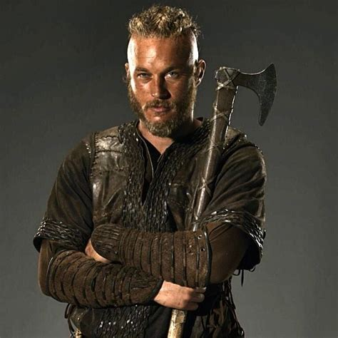 ragnar lodbrok was a legendary viking hero described in