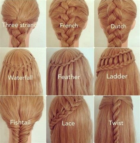 plait styles vs different plaits different types of pleats plaits and hairstyles braids