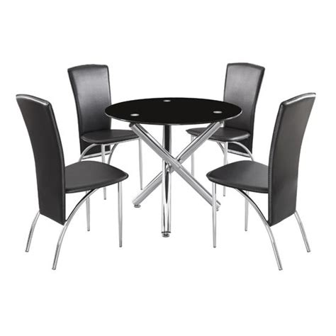 100 best images about 4 seater glass dining sets on
