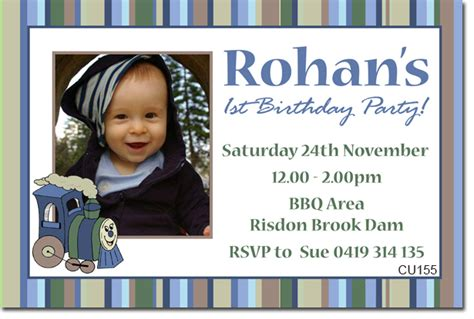 rohan cards templates cu155 birthday boy rohan boys birthday invitations