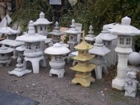Cement Garden Accents Asian Garden And Statuary Concrete Garden Decor