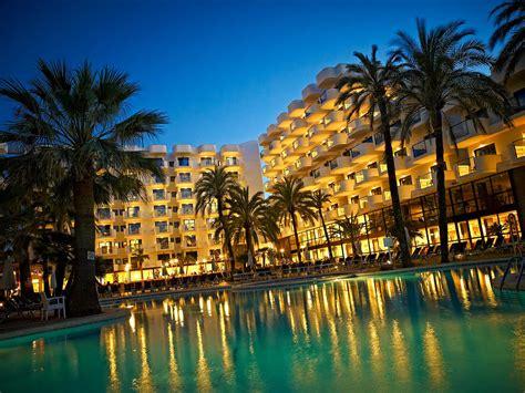 protur palmeras playa aparthotel  sa coma majorca protur hotels