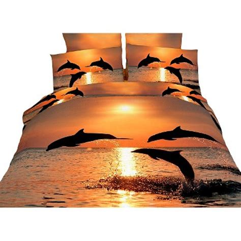 tropical sunset comforter set tropical and beach bedding