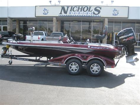 ranger bass boat for sale oklahoma ranger z519 boats for sale in oklahoma