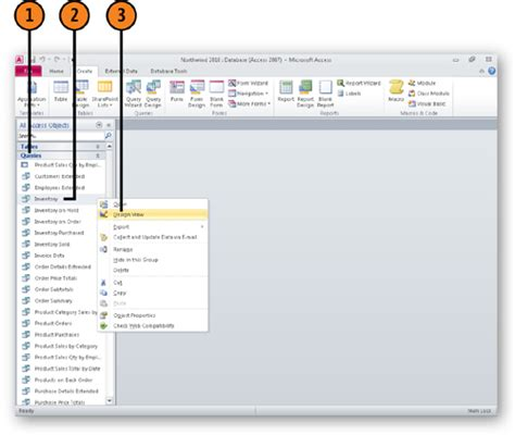 design view access microsoft access 2010 editing a query in design view