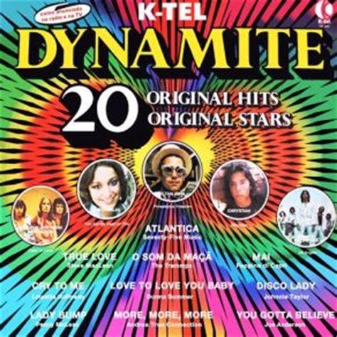 Cd Original 20 Pop Nostalgia Legendaris Vol 5 dynamite 20 original pop disco hits retro 70s mp3 buy tracklist