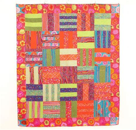 Patchwork Quilt Kit - the rail quilt kit rowan patchwork and jelly roll