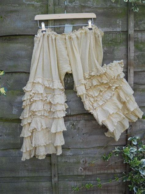 Shabby Chic Knickers by Bloomer And Trouser On