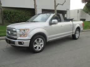 F150 Ford Truck F 150 Convertible Is A Cut Above Ford Trucks