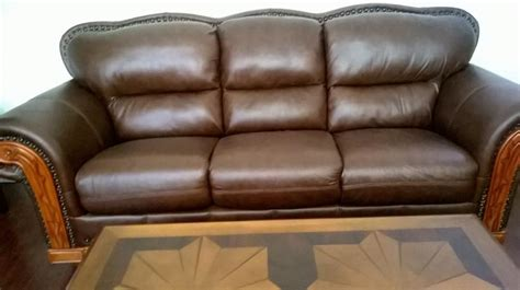 upholstery burnaby ashley leather sofa loveseat chair lotsa other