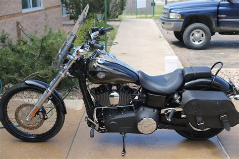 Harley Davidson 87676 Black 2015 harley davidson 174 fxdwg dyna 174 wide glide 174 black gold lke havasu city arizona 702122