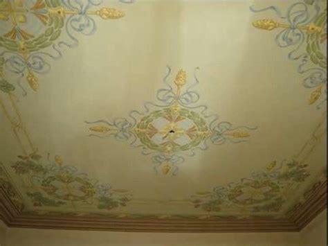 soffitto dipinto soffitto dipinto stile liberty ghirigori di alessandra