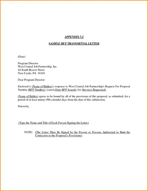 Letter Of Transmittal Business Format letter of transmittal exle transmittal letter 2 jpg letterhead template sle