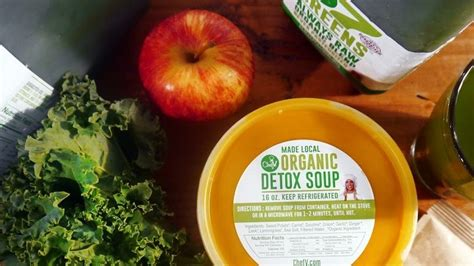 Chef V Detox Soup Ingredients by Chef V Cleanse Juices And Delivery 51 Discount Dea Rush49