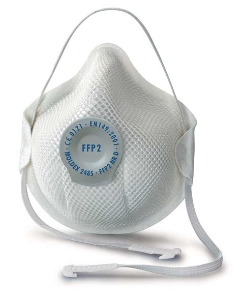 Masker Disposable moldex 2485 ffp2 nrd disposable dust mask