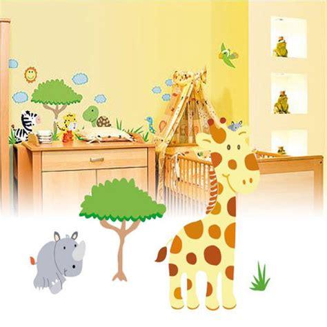 Wandtattoo Kinderzimmer Afrika by Kinder Wandtattoos Afrika Sorgen F 252 R Abwechslung Im